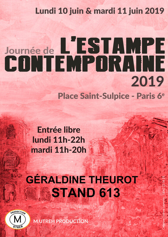 AfficheJourneeEstampeContemporaine2019 GT