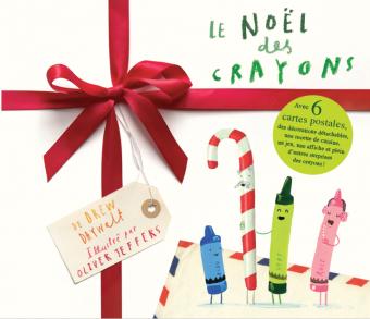 Noël des crayons