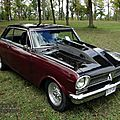 Acadian canso hardtop coupe-1965