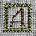 Autumn alphabet, i