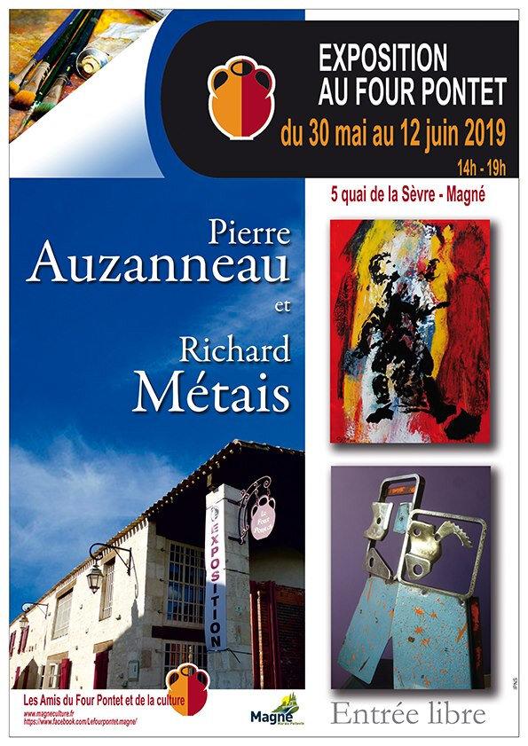 Entré libre / exposition vente / Marais poitevin (79)