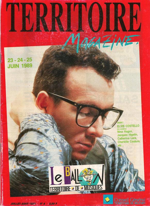 1989 07 Eurockéennes Territoire Magazine p0R