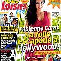 Télé Loisirs (fr) 2012