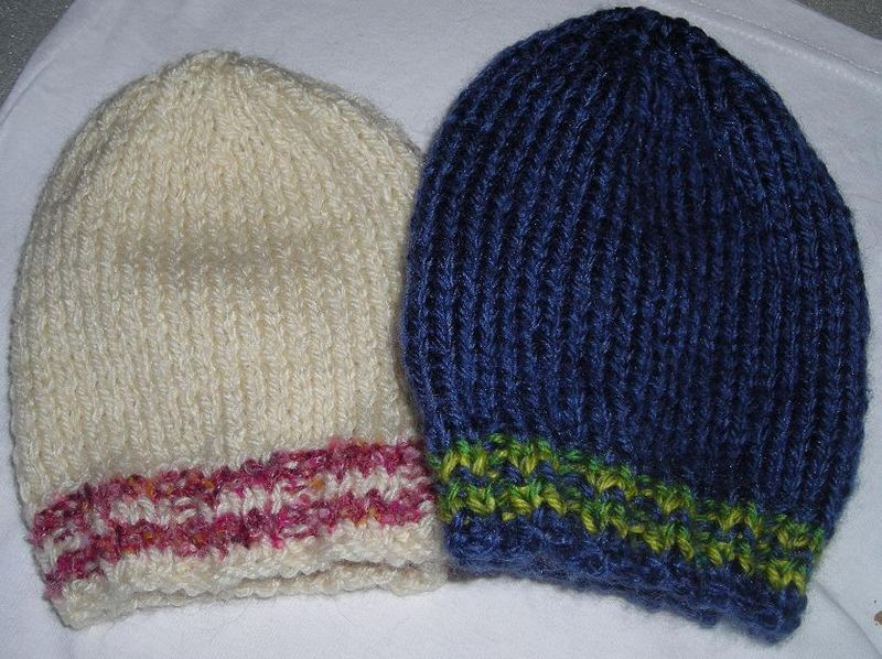 Knit One Save One #1