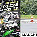 Slalom Mornant 2015 - Manche 1