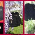 Black mamy bag