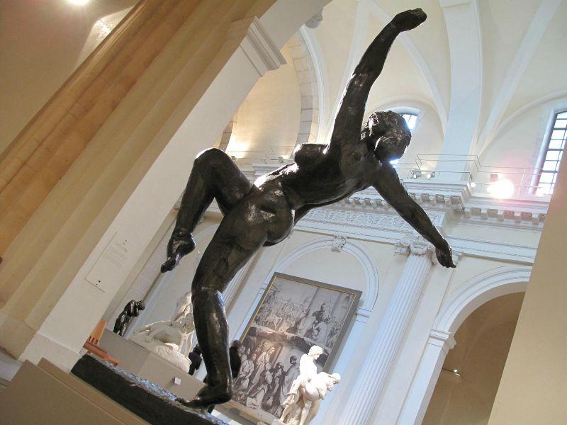 Rik Wouters : Folle danseuse ( ou Vierge folle )
