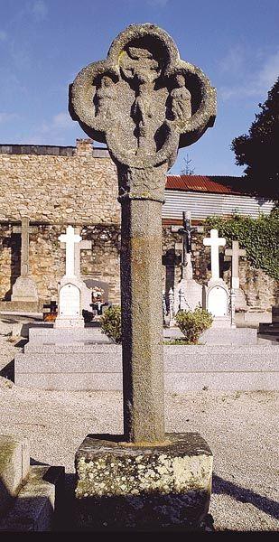 Bain de Bretagne, Calvaire du Vieux Cimetière
