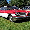 Pontiac bonneville vista hardtop sedan, 1959