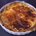 Quiche tomates/bacon/gouda