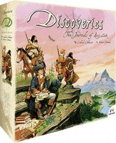 Boutique jeux de société - Pontivy - morbihan - ludis factory - Discoveries