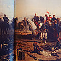de Neuville, Combat de San Lorenzo 1867
