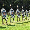 Concours tir à l'arc