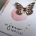 [carte] des papillons
