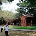 Tai Chi au temple Confucius de Tainan