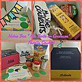 Ma vie en couleurs... je vous présente notre boite en couleurs avec beaucoup d'émotions... ❤❤❤😍