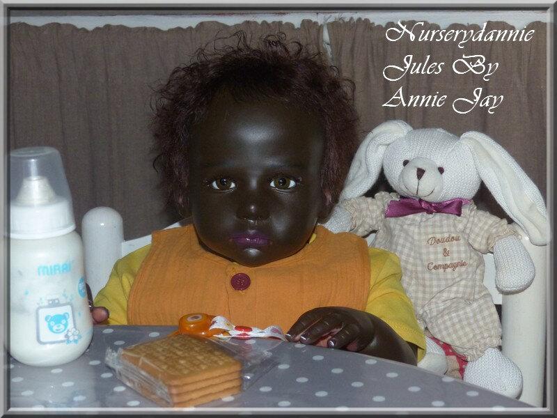 Jules toddler ethnique