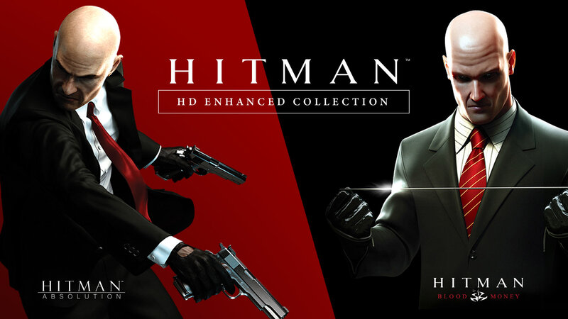 Hitman hd enhanced collection1
