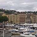 le Port de plaisance de Naples
