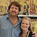 Kelly Willis et Bruce Robison (USA)