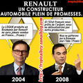 Malgré la crise, renault : un constructeur automobile plein de promesses !