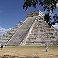 Mexique : chichen itza