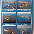 Iles de Bretagne - datée 2020