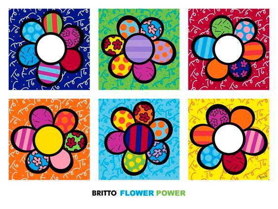 Coloriage Chat Romero Britto.A La Decouverte De Romero Britto Les Cahiers De Josephine