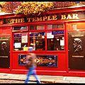 Irlande : temple bar