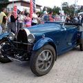 La bugatti t43 gs de 1928 (festival centenaire bugatti)