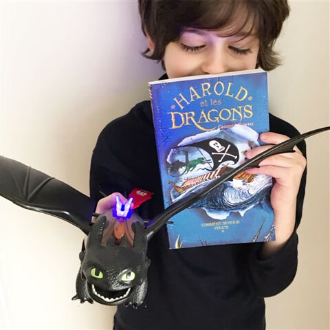 Dragon lover ©Kid Friendly