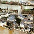 2007 07 - Au port des Noues : ça déborde ! (qui l'eu crue ?)