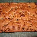 2009 06 07 Clafoutis en gâteau cuit (2)