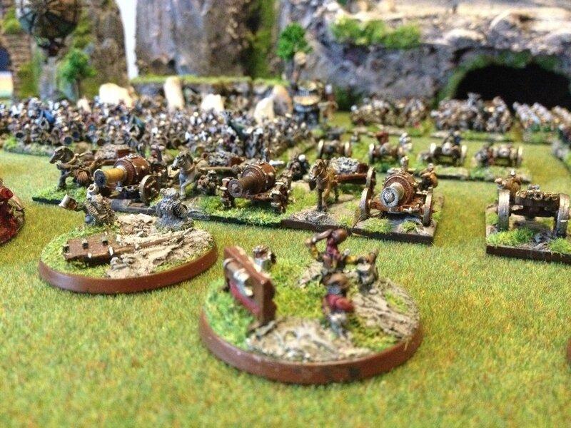 Dwarf army (9)