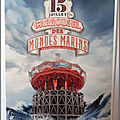 Nantes 3 - Machines de l'Ile Affiche carrousel des mondes marins 2012