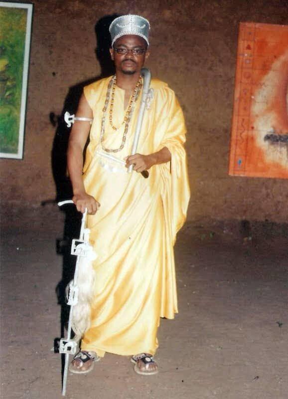 BIENVENUE DANS LE PALAIS ROYAL DE ZANTO AKOUE D'AFRIQUE