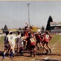 Mars 1983, Juniors / Roquefort, à Langon