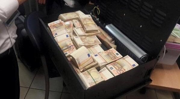 Valise magique multiplicateur d'argent
