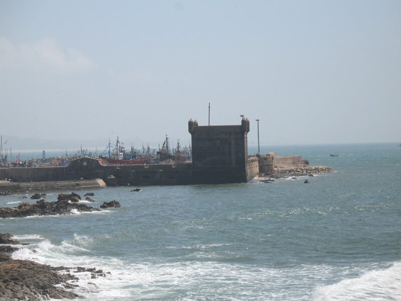 Scala du port