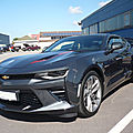 CHEVROLET Camaro Fifty 50th Anniversary Edition Sinsheim (1)