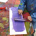 061 peinture rouleau