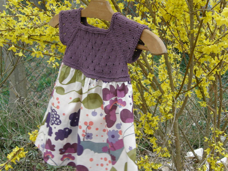 Ideal robe d'été - Sandrine et Compagnie XD52