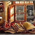 Whyborne, griffon et simon feximal tome 1 : vestige (kj charles et jordan l. hawk)