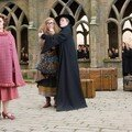Ombrage, McGonagall, Trelawney, Rusard
