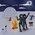 La nuit des sorcières inuits