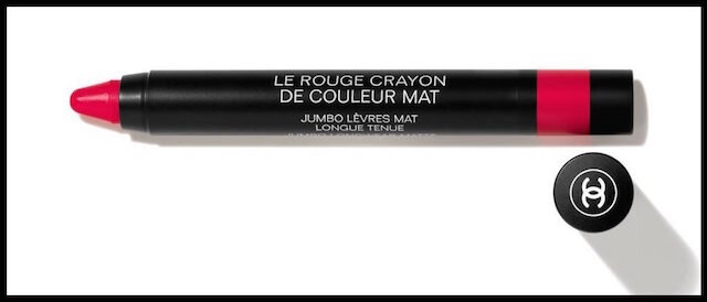 chanel rouge crayon mat 4 excess