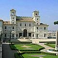 Villa medicis - rome - italie