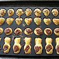 Biscuits au mascarpone