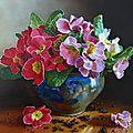 Fleurs et Nature Morte