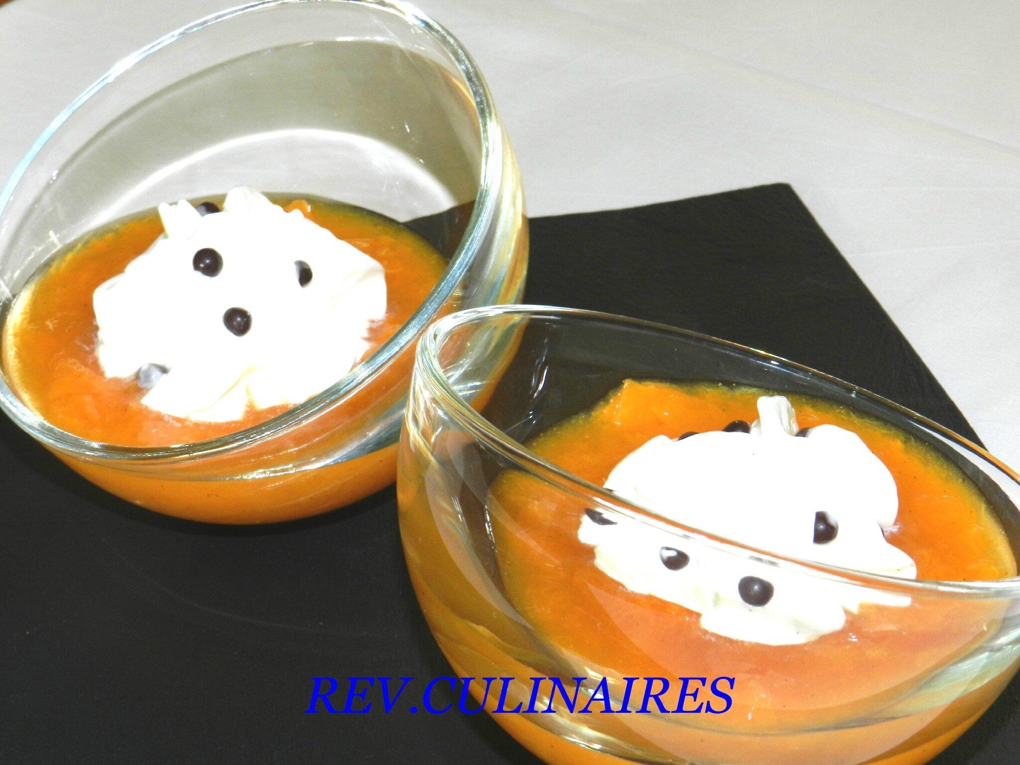 compotée d' abricots, espuma de riz au lait parfumé